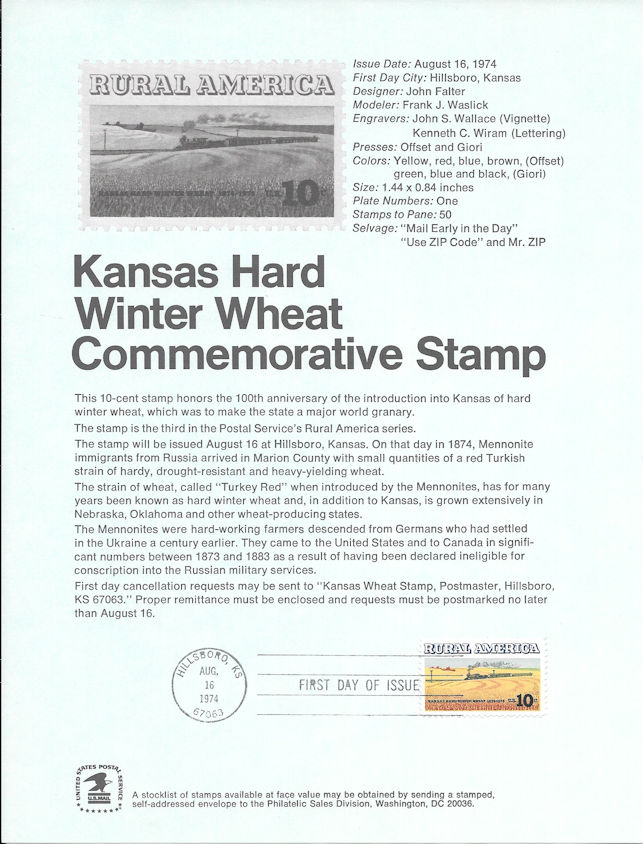 Stamp Posters W First Day Cancels SPFDC Are The Forerunners Of USPS Souvenir Pages Which Have Been Issued Since 1972 USPO Began Distributing